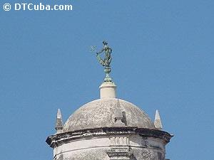 La Giraldilla, the symbol of Havana
