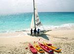 Cayo Largo. Nautical sports