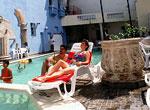 Gran Hotel, piscina.