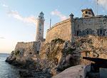 La Habana. Fortaleza de Los Tres Reyes del Morro.