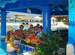Meliá Cayo Santa María. Bar by the pool