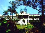 Façade of Miraflores Hotel