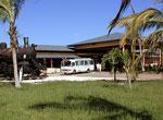 Playa Pesquero, exteriores.