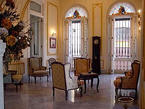 Palacio San Miguel. Salón.