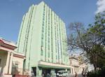 Hotel Santa Clara Libre.  Facade