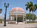 Glorieta del Parque Martí