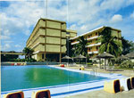 Ciego de Avila Hotel. Swimming pool.