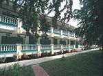 Fachada del hotel Marea del Portillo