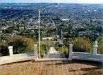 Vista de Holguín desde la Loma de la Cruz