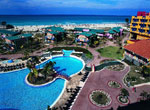 Solymar Beach Resort. Panoramic view