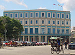 Telégrafo Hotel, across from Central Park, City of Havana