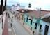 Hostal La Habanera - vista desde el balcón