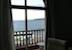 Hostal Río Miel - vista desde la habitación al malecón de Baracoa