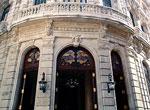 Fachada del Hotel Raquel