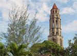Tower at Manaca-Iznaga Sugar Mill, Trinidad